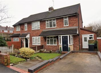 Thumbnail 2 bed semi-detached house for sale in Standhills Road, Kingswinford