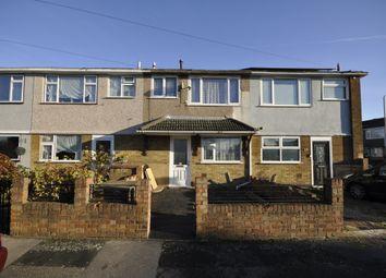 Thumbnail 3 bedroom terraced house for sale in Whybridge Close, Rainham