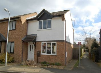 Thumbnail 2 bed semi-detached house for sale in Hereward Street, Bourne, Lincolnshire