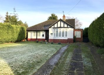 Thumbnail 2 bed bungalow for sale in Raithby Road, Hundleby, Spilsby
