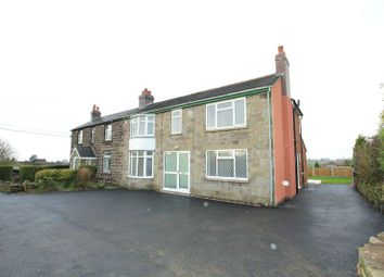 Thumbnail 4 bed semi-detached house to rent in Dam Lane, Biddulph Moor, Stoke-On-Trent