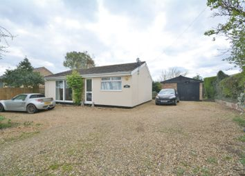 Thumbnail 2 bed detached bungalow for sale in Oilmills Road, Ramsey Mereside