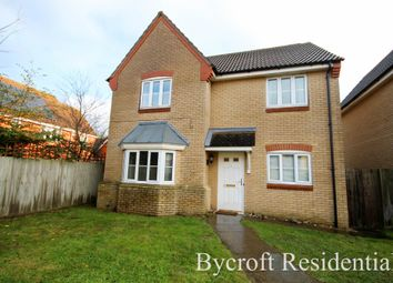 Thumbnail 4 bed detached house for sale in Banting Close, Gorleston, Great Yarmouth