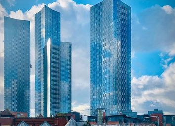 2 bed flat to rent in South Tower, Deansgate Square, Manchester M15