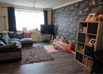 Thumbnail 2 bed flat for sale in Quantock Drive, Ashford