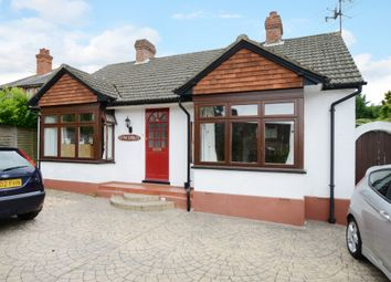 Thumbnail 2 bed detached bungalow to rent in Vicarage Road, Blackwater, Camberley