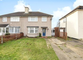 Thumbnail 3 bed semi-detached house for sale in Skipton Drive, Hayes, Middlesex