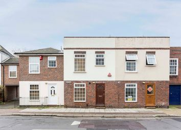 Thumbnail 3 bed terraced house to rent in Barrington Terrace, Green Road, Southsea