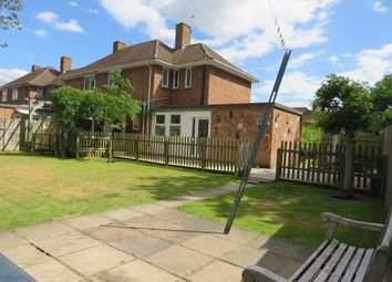 Thumbnail 3 bed end terrace house for sale in Ambleside Close, Norwich