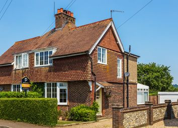 Thumbnail 3 bed semi-detached house for sale in Miles Lane, Tandridge, Oxted