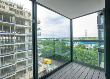 Thumbnail 2 bed flat to rent in Kingfisher Heights, Waterside Way, London