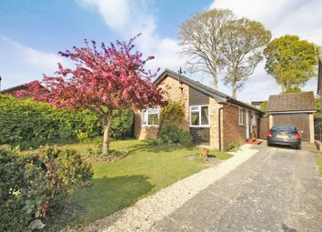 Thumbnail 3 bed detached bungalow for sale in Brookside Road, Bransgore, Christchurch