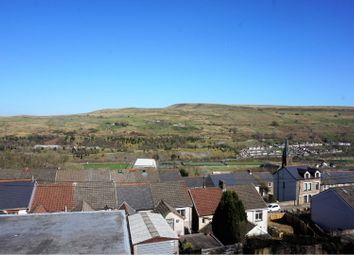 Thumbnail 2 bedroom terraced house for sale in Woodside Crescent, Ebbw Vale