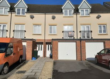 Thumbnail 4 bed town house for sale in Wood Green, Bridgend