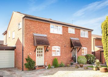 Thumbnail 3 bed semi-detached house for sale in Wentworth Road, Thame