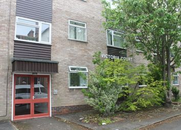 Thumbnail 1 bedroom flat for sale in Victoria Court, Albert Road, Clarendon Park, Leicester
