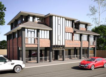 Thumbnail 2 bed flat for sale in Branksome Chambers, Fleet, Hampshire