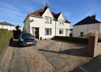Thumbnail 2 bedroom semi-detached house for sale in Bonnyton Road, Kilmarnock