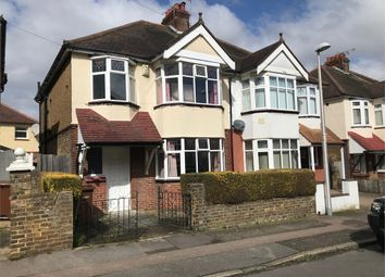 Thumbnail 3 bed semi-detached house for sale in First Avenue, Gillingham, Kent.