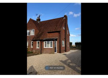 Thumbnail 3 bed semi-detached house to rent in Superity Cottages, Newbury