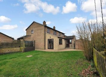 Thumbnail 3 bedroom semi-detached house for sale in Claydon Close, Castle Camps, Cambridge
