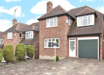 Thumbnail 3 bed detached house for sale in Winterborne Avenue, Orpington