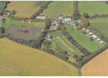 Thumbnail Land for sale in Llain Holiday & Activity Centre, Cei Bach Road, Llanarth, Nr. Aberaeron