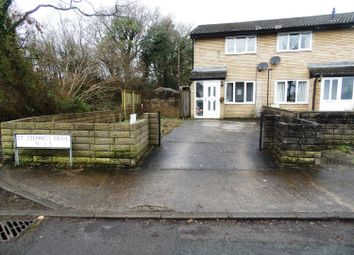 Thumbnail 2 bed semi-detached house for sale in St. Stephens Drive, Pencoed, Bridgend