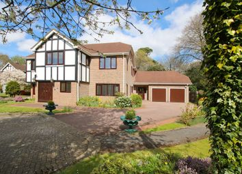 Thumbnail 5 bedroom detached house for sale in Saxon Place, Lymington, Hampshire