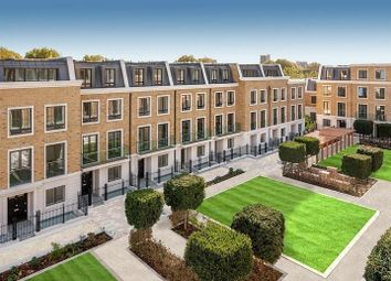 Thumbnail 3 bed town house for sale in London Square, Farm Lane, London