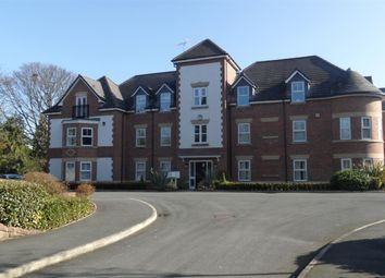 Thumbnail 2 bed flat for sale in Penthouse Apartment, Delamere House, Fluin Lane, Frodsham, Cheshire