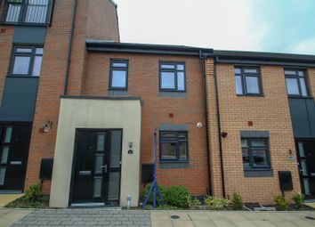 Thumbnail 2 bed town house for sale in Norville Drive, Johnsons Wharf, Stoke-On-Trent