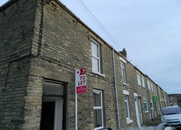 Thumbnail 1 bed end terrace house to rent in Campbell Street, Tow Law