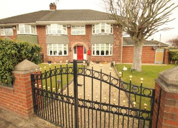 Thumbnail 4 bed semi-detached house for sale in Wango Lane, Aintree, Liverpool