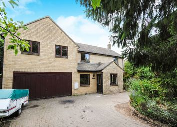 Thumbnail 6 bed detached house for sale in Heath Farm Lane, North Leigh, Witney
