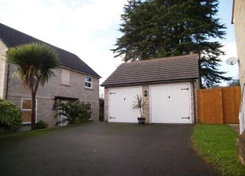 Thumbnail 4 bed detached house to rent in College Way, Gloweth, Truro
