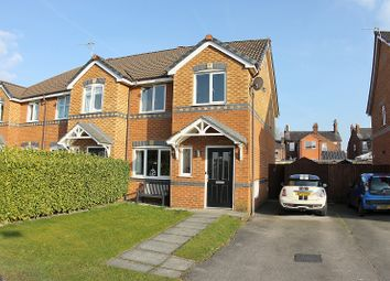Thumbnail 3 bed property for sale in Harewood Close, Kingsmead, Northwich, Cheshire.