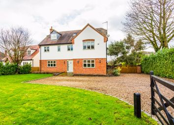 Thumbnail 6 bed detached house for sale in Foscott Road, Maids Moreton, Buckingham.