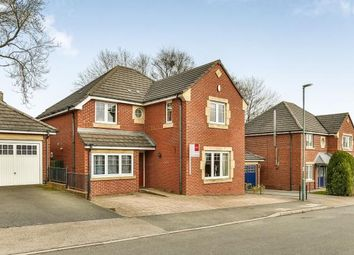 Thumbnail 4 bedroom detached house for sale in Church Meadow, Meadowfield, Durham, County Durham