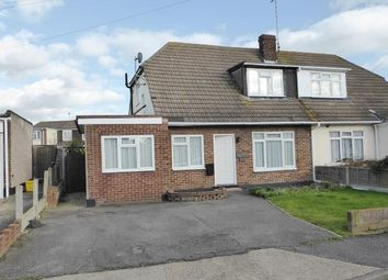 Thumbnail 3 bed bungalow for sale in Canvey Island, Essex, .
