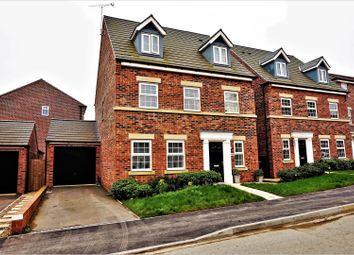 Thumbnail 5 bed detached house for sale in Sorrel Drive, Nottingham