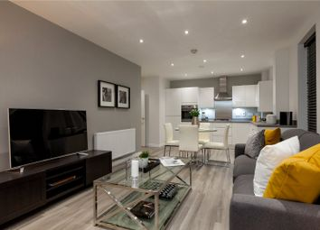 Thumbnail 1 bed flat for sale in Beaumont Gardens, Sutton Road, St. Albans, Hertfordshire