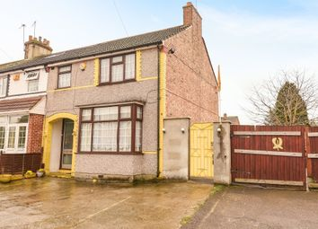 Thumbnail 3 bed semi-detached house for sale in Clayton Terrace, Jollys Lane, Yeading, Hayes