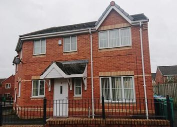 Thumbnail 3 bedroom semi-detached house to rent in 18 Cascade Drive, Salford, Greater Manchester