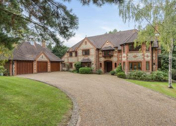 Woodland Drive, East Horsley, Leatherhead KT24. 5 bed detached house