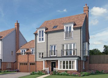 "Thumbnail 5 bedroom property for sale in ""The Brunswick"" at Rocky Lane, Haywards Heath"