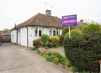 Thumbnail 2 bed semi-detached bungalow for sale in Winifred Road, Bearsted, Maidstone
