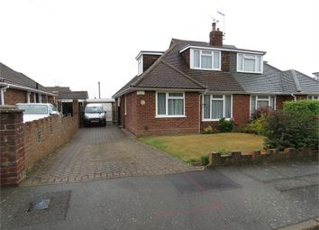 Thumbnail 3 bed semi-detached house for sale in Sterling Road, Sittingbourne, Kent