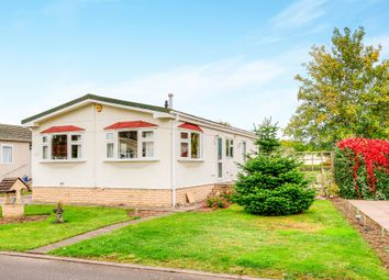 Thumbnail 2 bed mobile/park home for sale in Heathcote Park, Heathcote, Warwick
