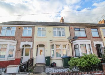 Thumbnail 3 bedroom terraced house to rent in Outermarch Road, Radford, Coventry